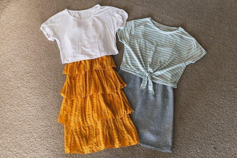 Rarotonga travel clothes