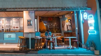 places to eat in canggu