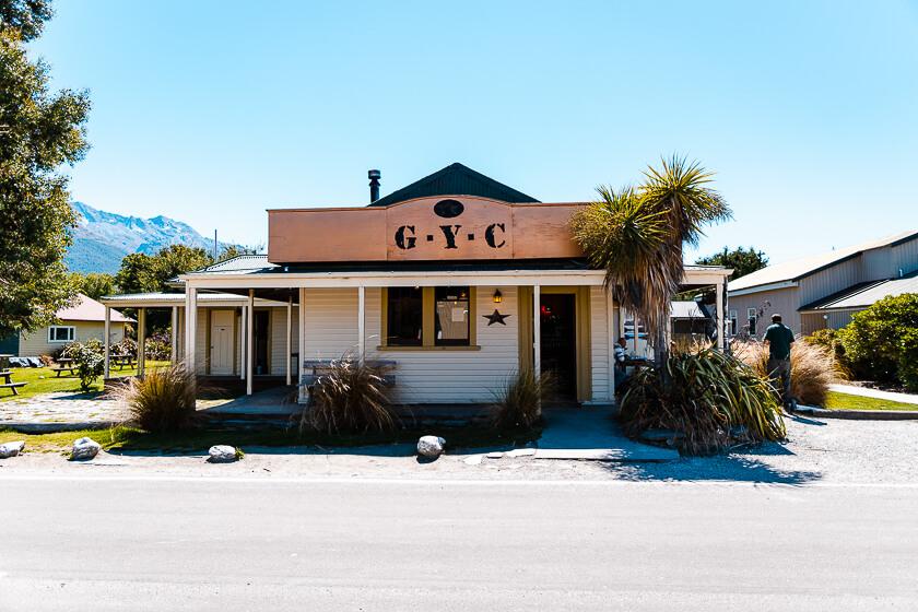 GYC Cafe Glenorchy Brunch